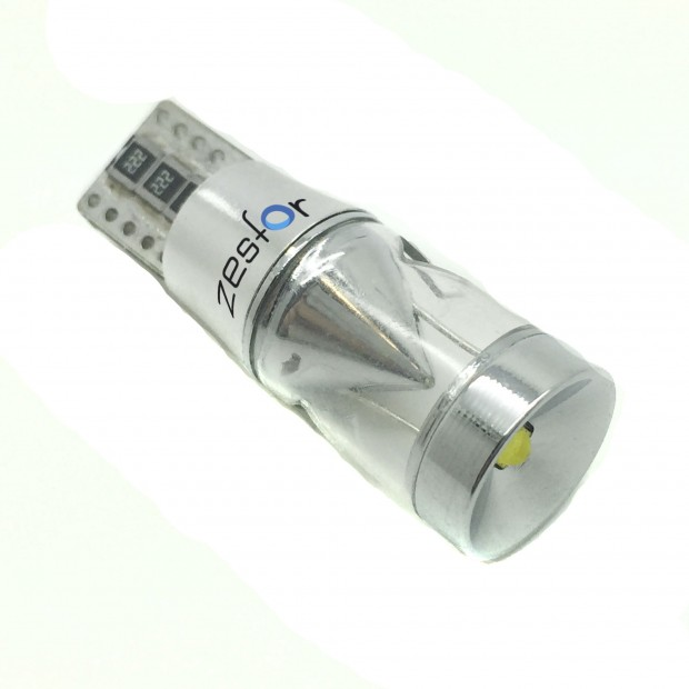 Bulbo claro do diodo EMISSOR de luz CANBUS H-Power w5w / t10 - TIPO 40