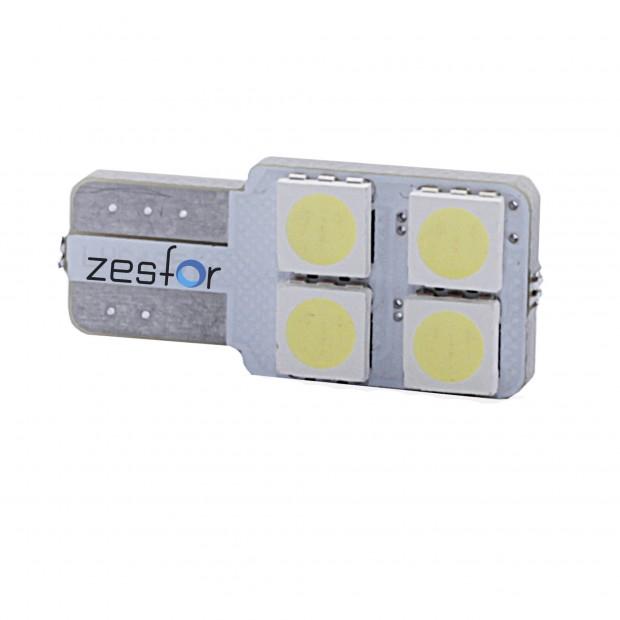 Bulbo claro do diodo EMISSOR de luz lateral w5w / t10 - TIPO 11
