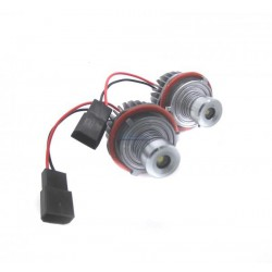Kit occhi di angel a LED-10W per BMW 2000/2007 - Tipo 2