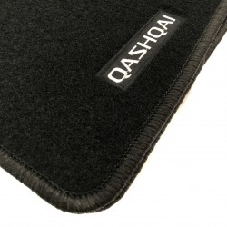 Floor mats for Mercedes Benz C-Class W203 AMG