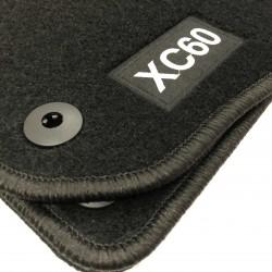 Floor mats, Volvo XC60 2008-2017