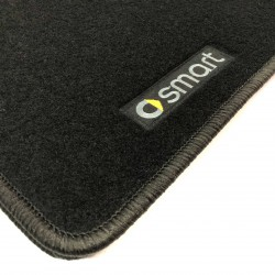 Alfombrillas Smart Fortwo 2007-2014