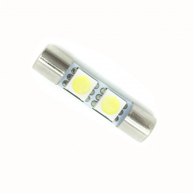 Lampadina LED tipo di fusibile 28mm - TYPE 42
