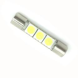 Lâmpada LED tipo fusível 31 mm - TIPO 41