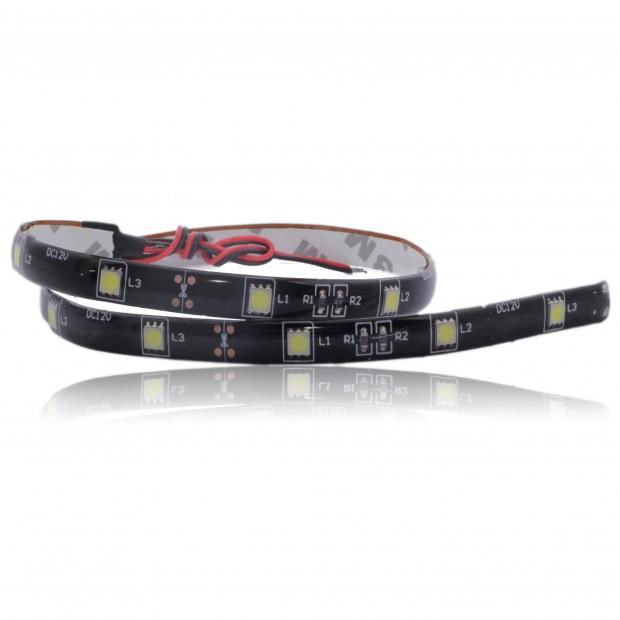 Tira do diodo EMISSOR de luz BRANCA (30cm) - TIPO 9