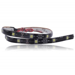 LED-streifen WEIß (50cm) -...