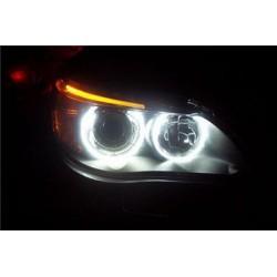Kit augen von angel in LED 10W für BMW 2000/2007 - Typ 2