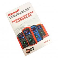 Machine diagnosis ICARSOFT LR V. 10 Land Rover and Jaguar