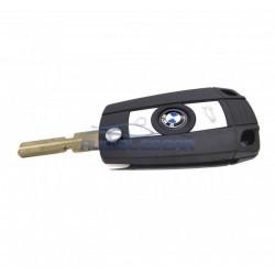 Le logement de la clé BMW Ancien - Nouveau - Type 1