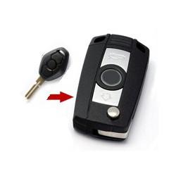 Carcaça de chave BMW Antigo - Novo - Tipo-1