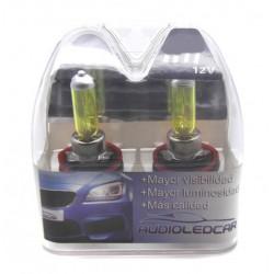 Ampoules Jaune-vision H7