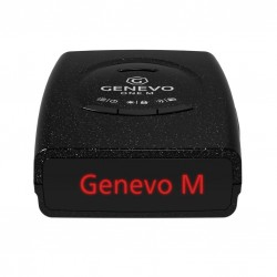 Detector de Radares Portatil Genevo One M - Radares fijos y móviles
