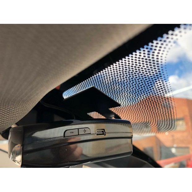 Horizontal support with conta double-sided for radar detectors Genevo