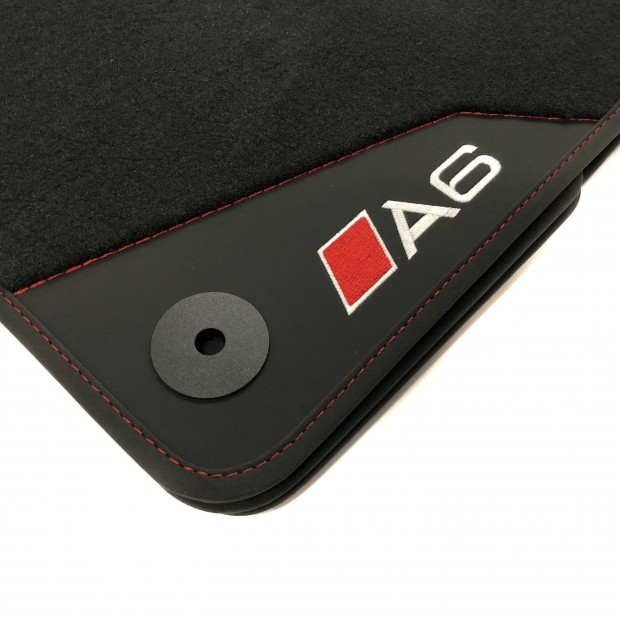Floor Mats, Leather Audi A6 C5