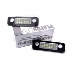 Plafones LED de matrícula para Skoda Octavia (2008-2012)