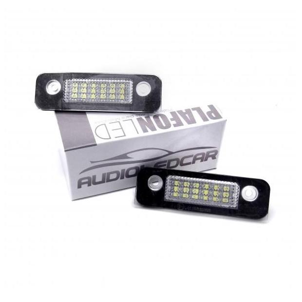 Wand-und deckenlampen LED kennzeichenbeleuchtung für Skoda Octavia (2008-2012)