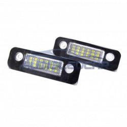 Painéis LED de matrícula para Skoda Octavia (2008-2012)