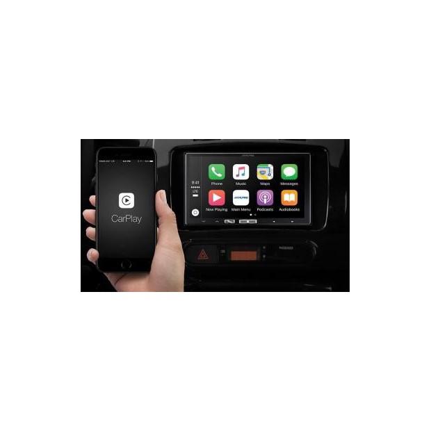 Carplay Iphone pour le Benz de Mercedes GLC X253