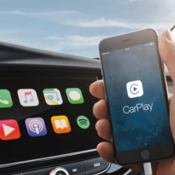 Carplay Iphone pour le Benz de Mercedes GLC X253