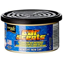Air freshener scent New Car - California Scents new car