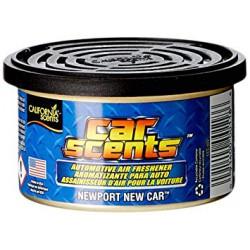 Ambientador cheiro de Carro Novo - Califórnia Scents new car