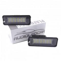 Plafones de matrícula LED para Volkswagen Passat B6 (2005-2010)