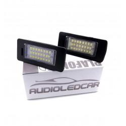 Plafones LED de matrícula Skoda SuperB (2008-2014)
