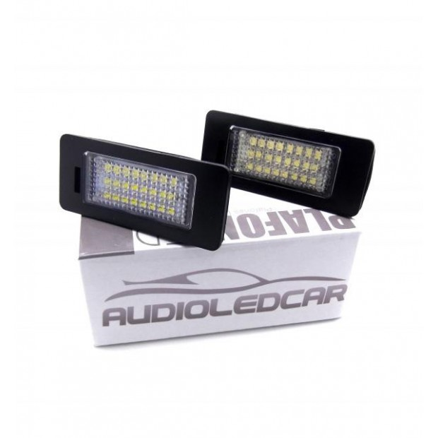 Plafones LED de matrícula Skoda SuperB (2008-2014)