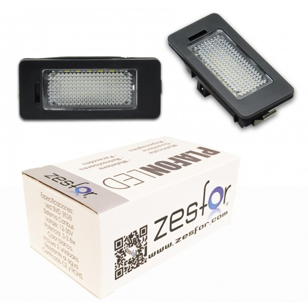Lights tuition LED BMW 3 Series F32 coupe (2012-present)