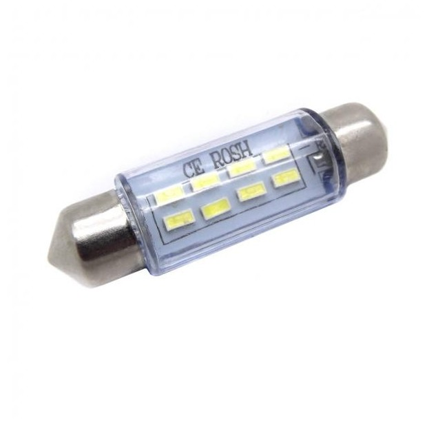Bulbo claro do diodo EMISSOR de luz c5w / festoon 39 mm - Tipo 51