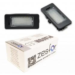 Luzes de matricula diodo EMISSOR de luz BMW X3 F25 (2010-presente)