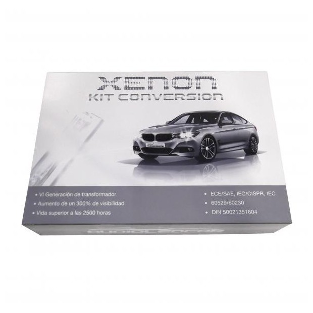 Full Kit xenon ORIGINAL D2S-D2R 35w