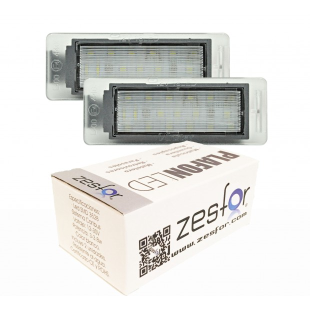 Lights tuition LED Chevrolet Equinox 2010-2014
