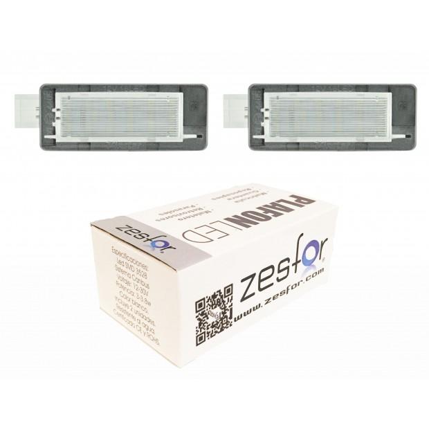 Les lumières de scolarité LED Dacia Duster (DR,SR) (2010-2015)