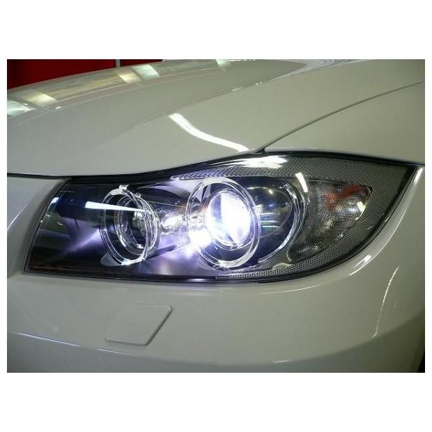 2 units LUNEX D2R XENON 35W 85V P32d-3 HID Headlight Car Bulbs 4300K duobox