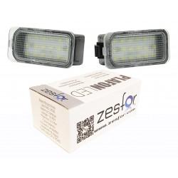 Lichter LED-kennzeichenhalter Ford Grand C-max (2010-)