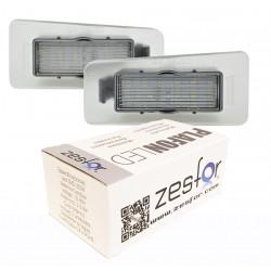 Lichter LED-kennzeichenhalter Hyundai Elantra (11-13)