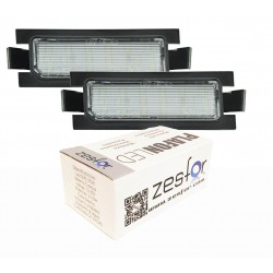 License plate lights LED for Hyundai I30 GD (2013-)
