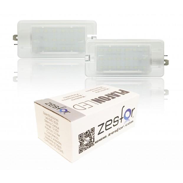 Lichter LED-kennzeichenhalter Kia Forte (10-13)