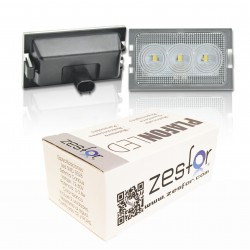 Del soffitto del LED piastra Land Rover Discovery 3 (2005-2009)