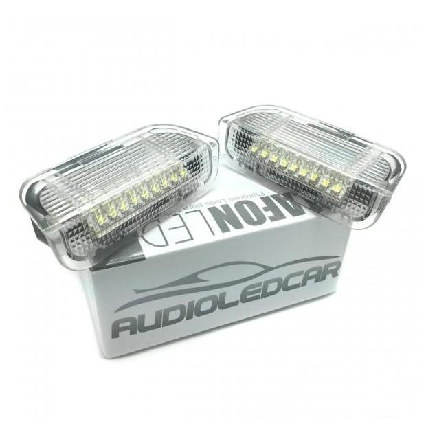 Wand-und deckenlampen LED für hintere türen vw Golf Passat Jetta Scirocco Sharan Tiguan Eos SuperB