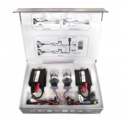 Kit xénon HIR2 9012 6000k de Type 2 SLIM