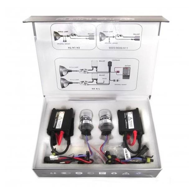 Kit xenon HIR2 9012 6000k Type 2 SLIM