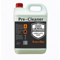 Pre-cleaner for vinyl fluid (1 liter)