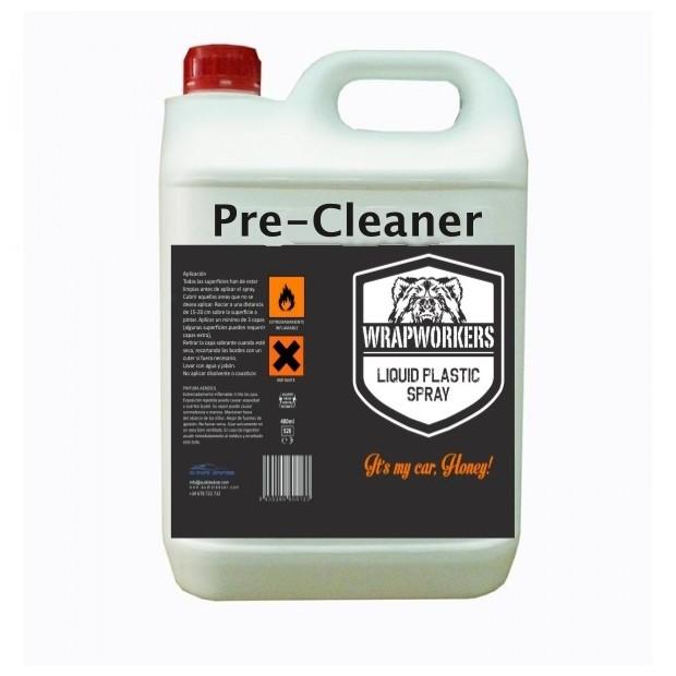 Pre-cleaner para vinilo líquido (5 litros)