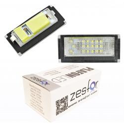 Luces matricula LED Mini R52 descapotable (2004-2006)