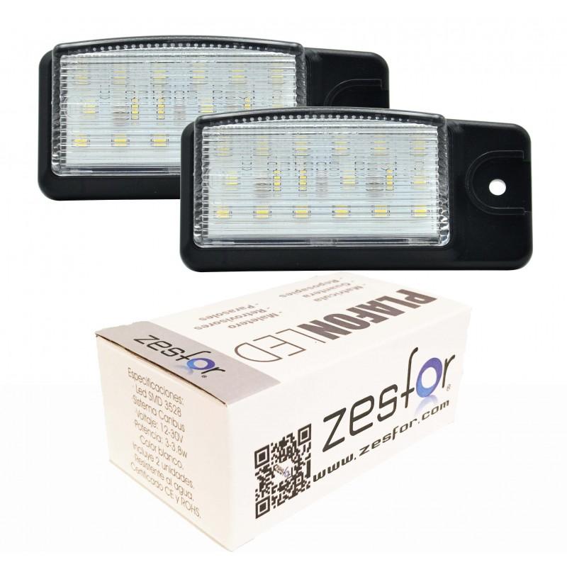 Les lumières de scolarité LED Nissan X-Trail (T32) (14-)