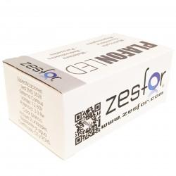 Luzes de matricula diodo EMISSOR de luz Nissan NV 200 (10-)