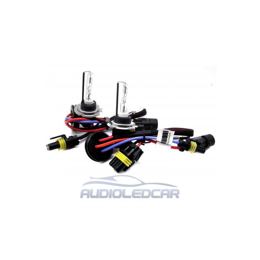 kit xenon audi a3 a4 a5 a6 a8 q7 q5 q3 tt   adaptadores