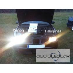 Kit xenon AUDI A3 A4 A5 A6 A8 Q7 Q5 Q3 TT + Adapter